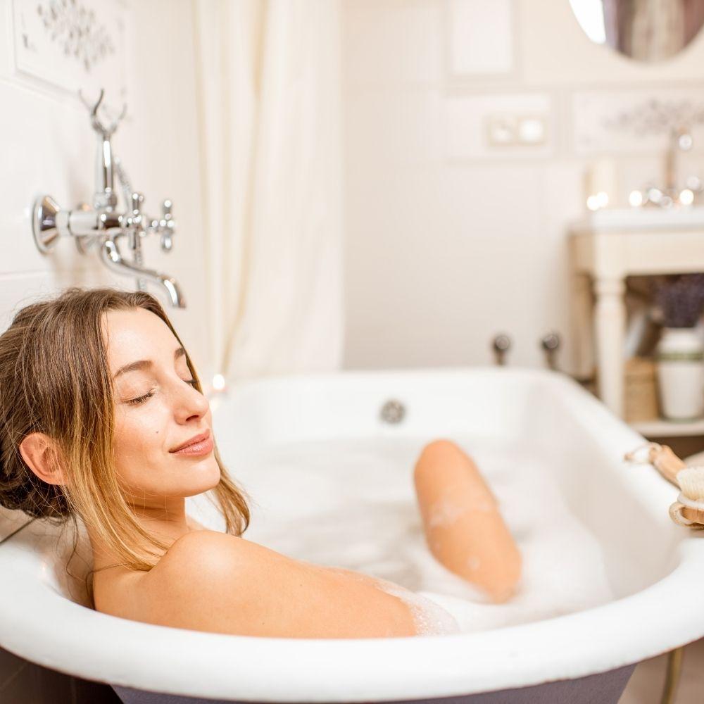 Girl-in-bathtub