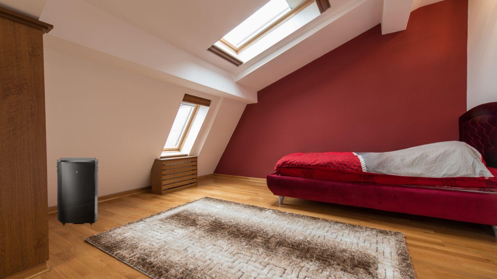 Best dehumidifier for attic