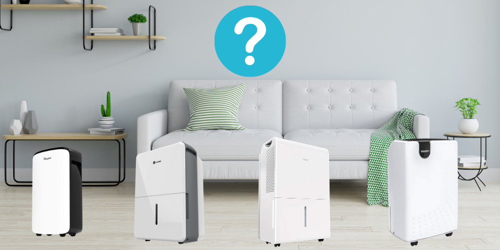 Choose the best dehumidifier