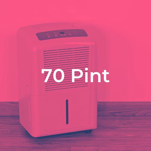 70 pint dehumidifier category