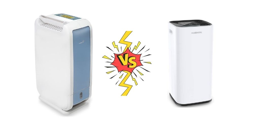 Regular vs desiccant dehumidifier
