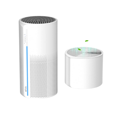 afloia air purifier with humidifier