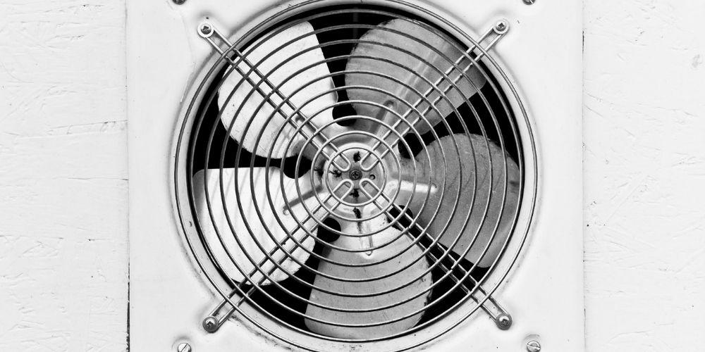 Fans for ventilation