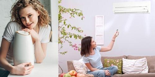 air purifier vs ac