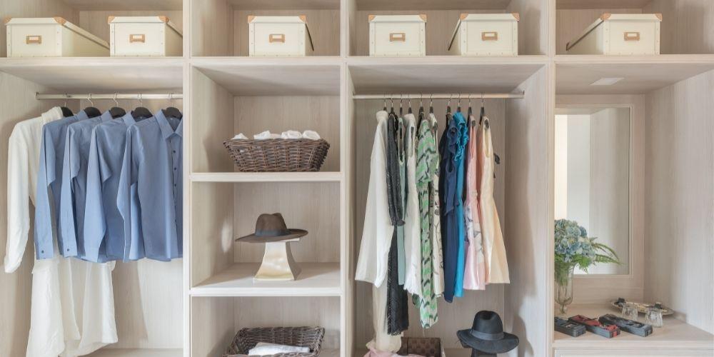 A well made closet