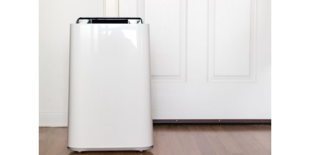 placing an air purifier